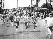 Not the Kentucky Derby Marathon