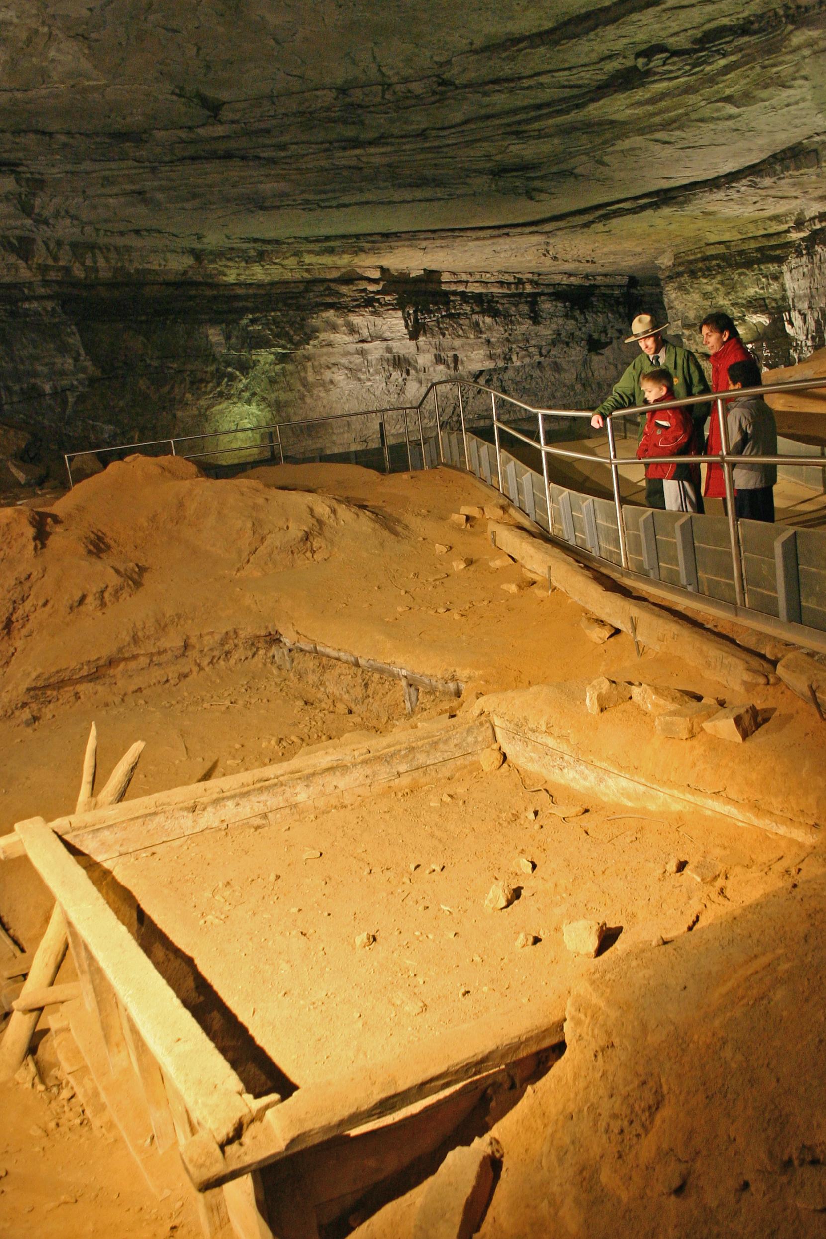 Old Saltpeter Mine