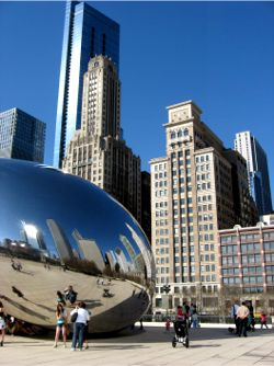 Bean, with Ward, Willoughby, and Legacy Towers