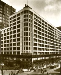 Carson Pirie Scott in its heyday