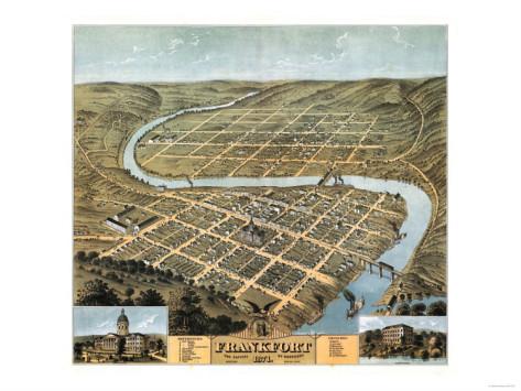 Frankfort, 1871