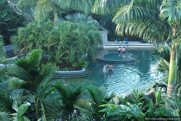 Ahhh.  Hot springs