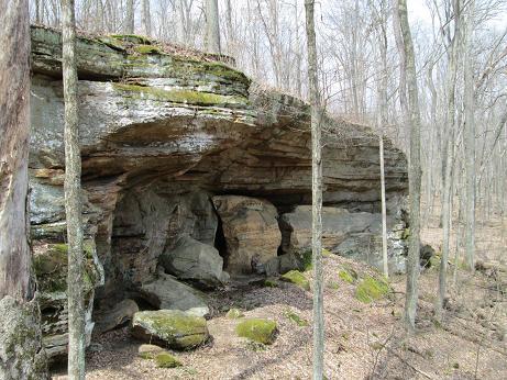 Big Hoosier Rock