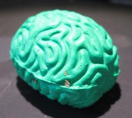 Green brain.