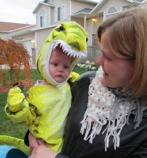 cute.halloween.dino