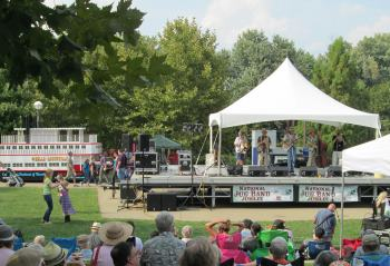 Jug Band Stage