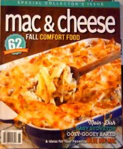mac & cheese magazine